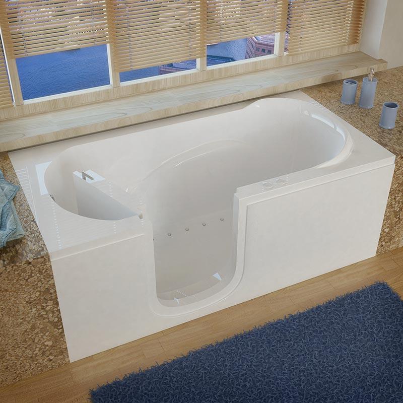 The Lay Down ModelLow Rise Models   WalkIn Tubs of America . Lay Down Walk In Bathtub. Home Design Ideas